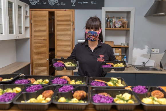 1500 posiłków dla wrocławskich seniorów!