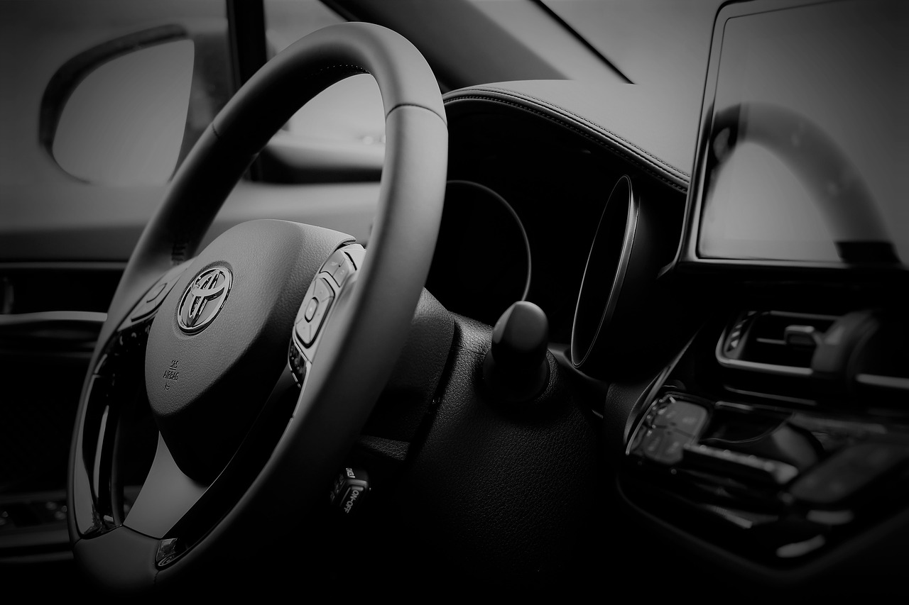 samochod Toyota